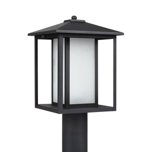 Hunnington 1 Light Outdoor Lighting in Black Finish by Sea Gull 89129EN3-12