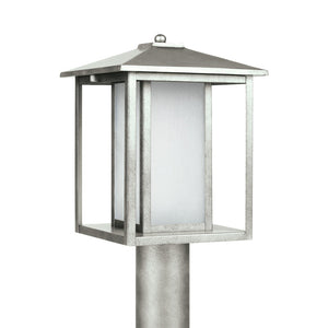 Hunnington 1 Light Outdoor Lighting in Weathered Pewter Finish by Sea Gull 89129EN3-57