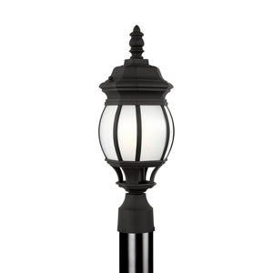 Wynfield 1 Light Outdoor Lighting in Black Finish by Sea Gull 89202-12