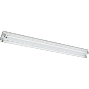 2 Light Ceiling Mount in White Finish 89324-2-6