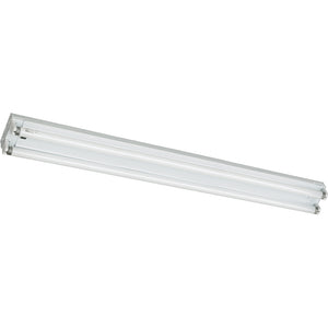 2 Light Ceiling Mount in White Finish 89348-2-6