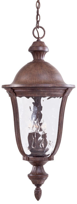Ardmore 5 Light Outdoor Pendant In Vintage Rust Finish by Minka Lavery 8994-61