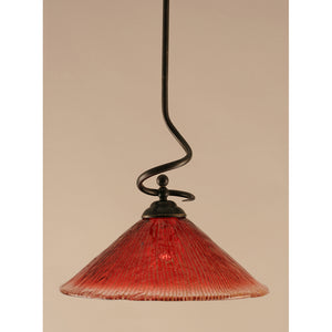 Toltec 900-DG-716 Pendant in Dark Granite Finish
