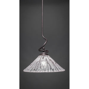 Toltec 900-DG-719 Pendant in Dark Granite Finish