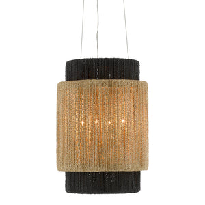 Viewforth Chandelier by Currey and Company 9000-0756