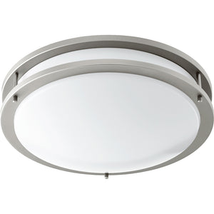 1 Light Ceiling Mount in Satin Nickel Finish 903-15-65