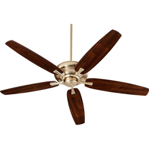 Apex Ceiling Fan in Aged Brass Finish 90565-80