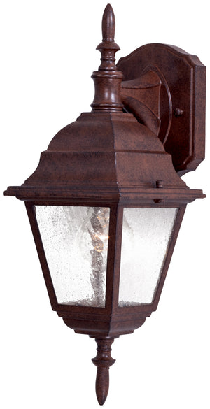 Bay Hill 1 Light Outdoor Pendant In Antique Bronze Finish by Minka Lavery 9067-91