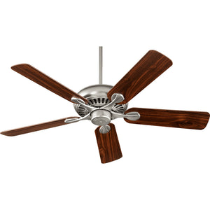 Pinnacle Ceiling Fan in Satin Nickel Finish 91525-65
