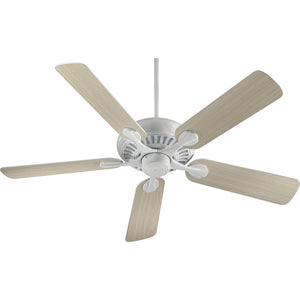 Pinnacle Ceiling Fan in White Finish 91525-6