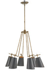 Jean-Louis Chandelier by Currey and Company 9503