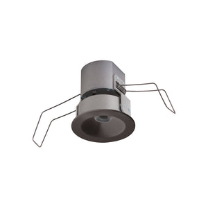 Lucarne LED Niche 1 Light Recessed Light in Painted Antique Bronze Finish by Sea Gull 95512S-171
