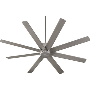 Proxima Ceiling Fan in Satin Nickel Finish 96728-65