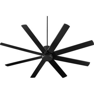 Proxima Ceiling Fan in Noir Finish 96728-69