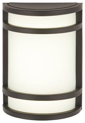 Bay View 1 Light Outdoor Pendant In Oil Rubbed Bronze Finish by Minka Lavery 9801-143