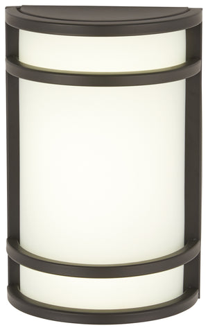 Bay View 1 Light Outdoor Pendant In Oil Rubbed Bronze Finish by Minka Lavery 9802-143-PL
