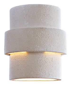 1 Light Outdoor Pendant In White Ceramic Finish by Minka Lavery 9836