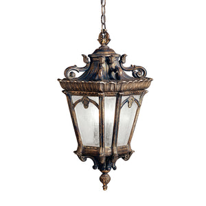 Tournai 3 Light Outdoor Hanging Pendant in Londonderry Finish by Kichler 9855LD