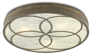 Bramshill Flush Mount by Currey and Company 9999-0025