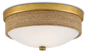 Hopkins Flush Mount by Currey and Company 9999-0044