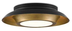 Metaphor Flush Mount by Currey and Company 9999-0045
