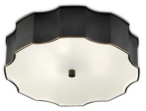 Wexford Bronze Flush Mount by Currey and Company 9999-0046