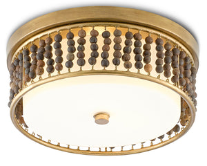 Ferber Flush Mount by Currey and Company 9999-0047