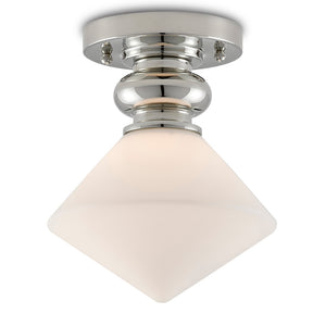 Rycroft Flush Mount by Currey and Company 9999-0050