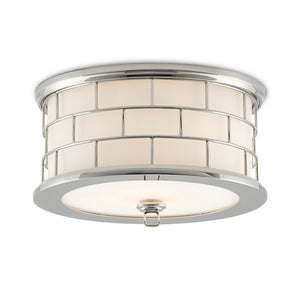 James Flush Mount by Currey and Company 9999-0051