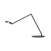 Mosso Pro Desk Lamp with through-table mount (Metallic Black) AR2001-MBK-THR