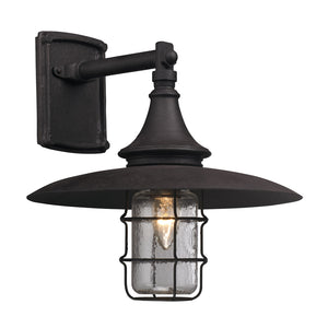 Allegheny 1 Light Outdoor Pendant By Troy B3221 in Centennial Rust Finish