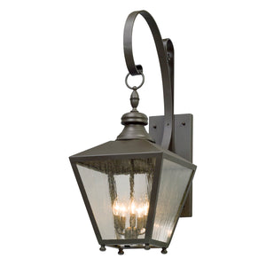 Mumford 5 Light Outdoor Pendant By Troy B5194 in Bronze Finish