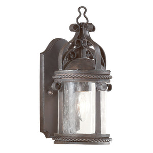 Pamplona 1 Light Outdoor Pendant By Troy BCD9120OBZ in Old Bronze Finish