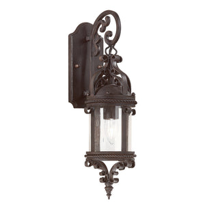 Pamplona 1 Light Outdoor Pendant By Troy BCD9121OBZ in Old Bronze Finish