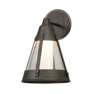 North Bay 1 Light LED Outdoor Pendant By Troy BL5061 in Graphite Finish