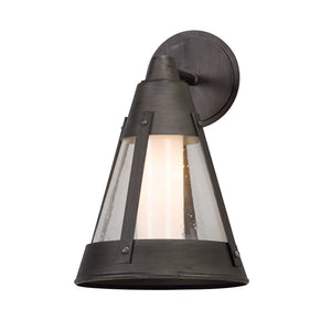 North Bay 1 Light LED Outdoor Pendant By Troy BL5062 in Graphite Finish