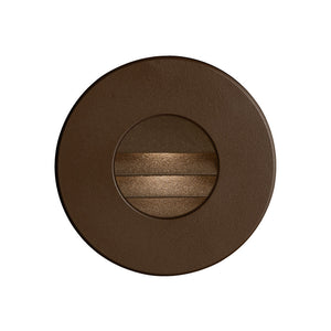 1 Light LED Outdoor Wall Light in Bronze by Dainolite DLEDW-330-BZ