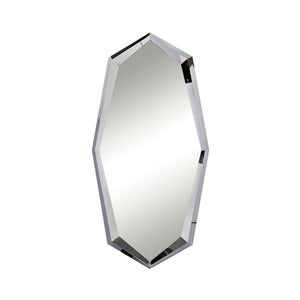 ET2 E20029-PC Boulder Mirror in Polished Chrome