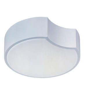 ET2 E20172-11MW Cells LED Flush Mount in Matte White