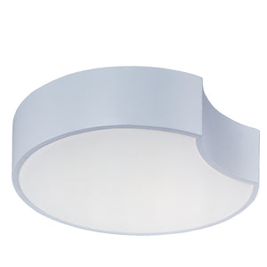 ET2 E20173-11MW Cells LED Flush Mount in Matte White