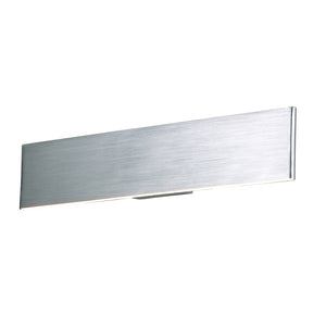 ET2 E22901-AL Blade LED Bath Vanity in Brushed Aluminum