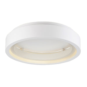 ET2 E35001-MW iCorona LED Flush Mount with Philips Hue in Matte White