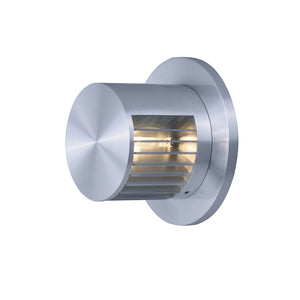 ET2 E41386-SA Alumilux LED Outdoor Wall Sconce in Satin Aluminum