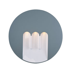 ET2 E41424-PL Alumilux DC LED Wall Sconce in Platinum