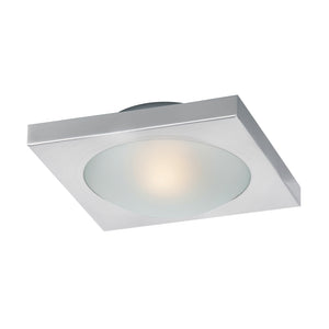 ET2 E53830-09SN Piccolo LED 1-Light LED Flush/Wall Mount in Satin Nickel