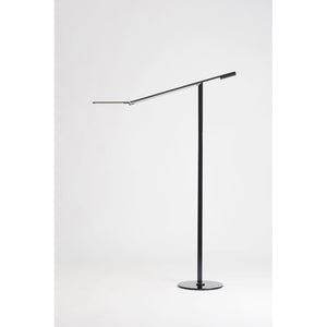 Equo Floor Lamp (Cool Light; Black) ELX-A-C-BLK-FLR