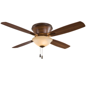 "Mojo II 52"" Ceiling Fan In Distressed Koa by Minka Aire F533-DK"