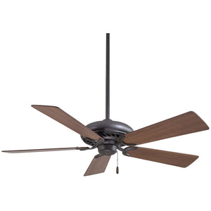 "Supra 52"" Ceiling Fan In Oil Rubbed Bronze by Minka Aire F568-ORB"