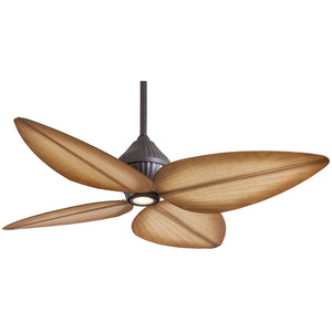 "Gauguin 52"" Ceiling Fan In Oil Rubbed Bronze by Minka Aire F581-ORB"