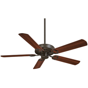 "Ultra-Max 54"" Ceiling Fan In Oil Rubbed Bronze by Minka Aire F588-SP-ORB"